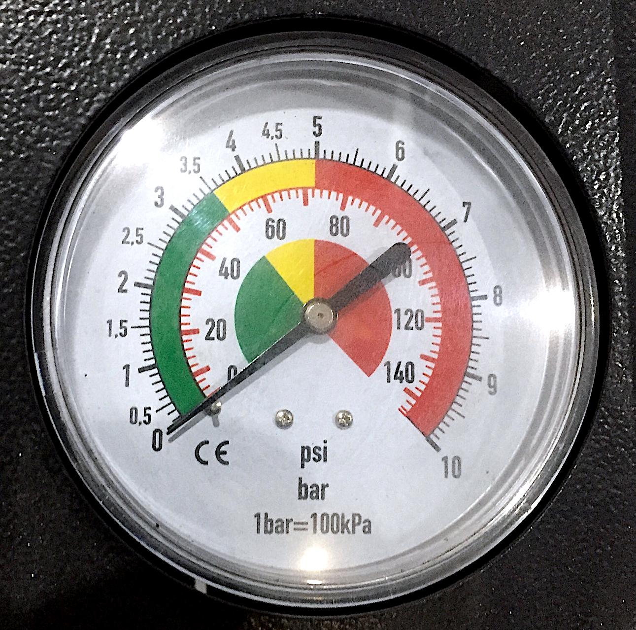 単位 空気圧