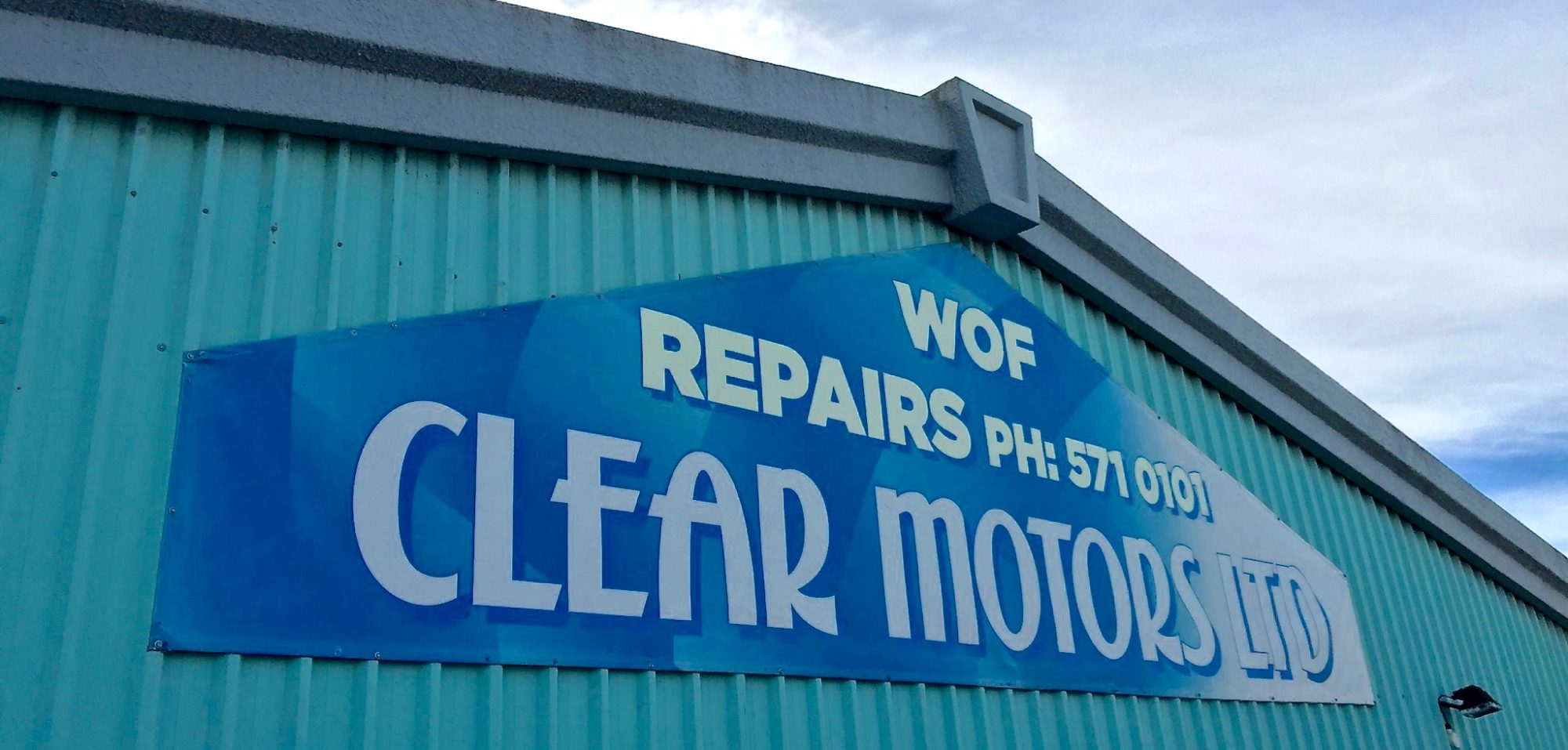 Clear Motors Ltd