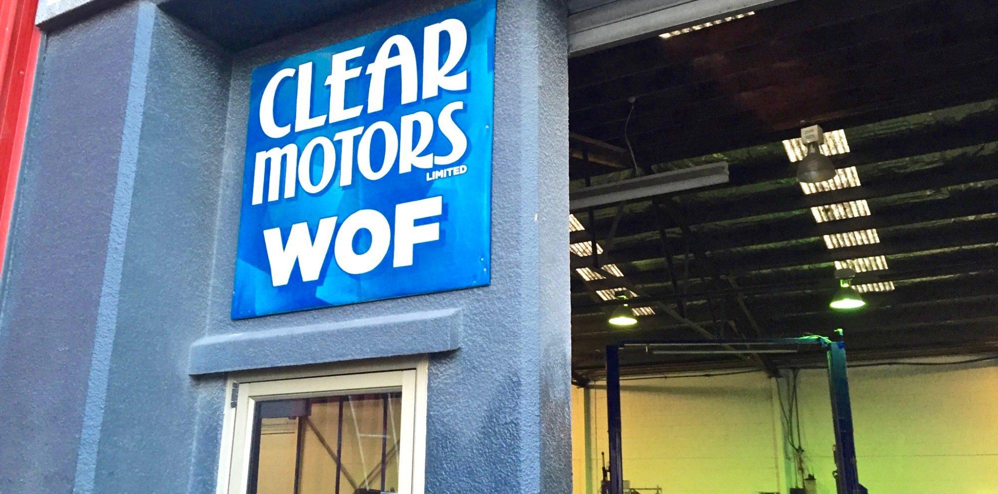 Clear Motors Ltd